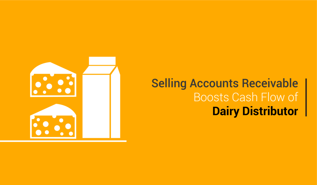 selling accounts receivable