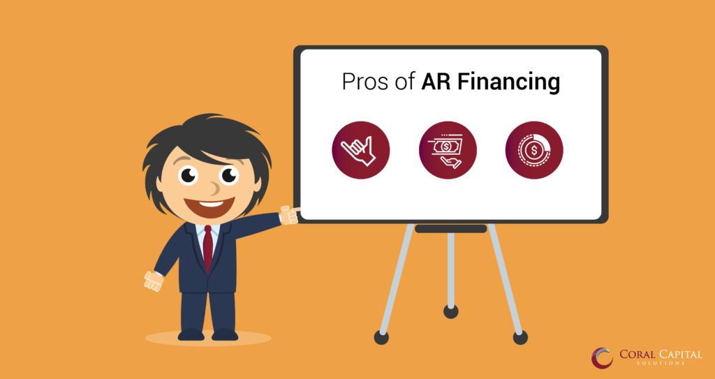 AR financing for startups