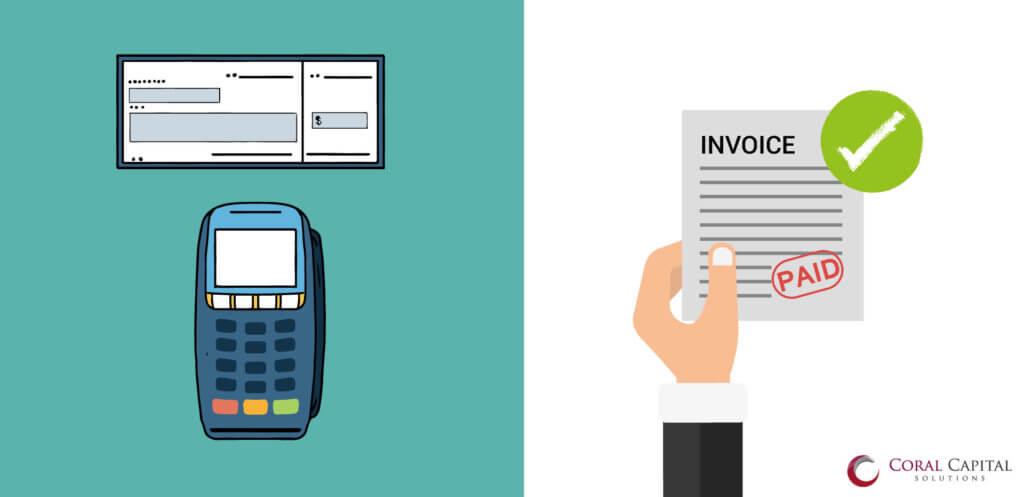 AR financing in place of Merchant Cash Advances